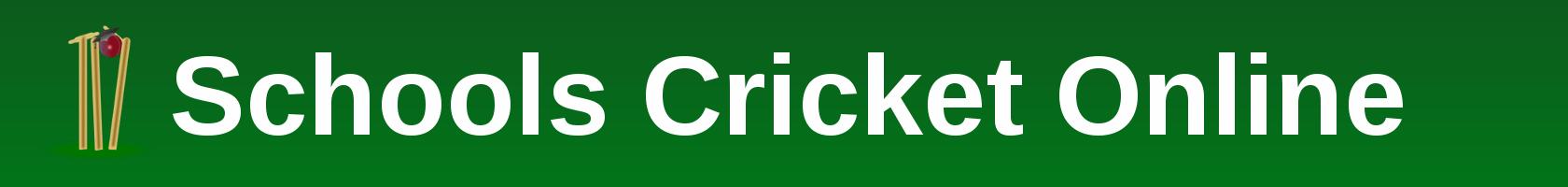 Electronic Scoring – Schools Cricket Online