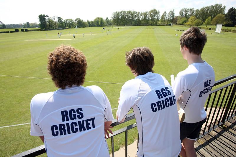 Reigate Grammar cricket (2)